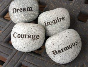 inspiration rocks