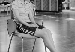 exercise sitting