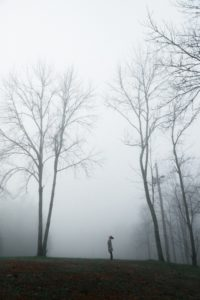 feeling in a fog