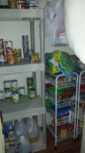 pantry safety